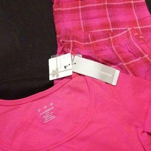 NWT, Denver Hayes 2 piece pajamas, Size Small